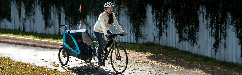 Велоколяски THULE