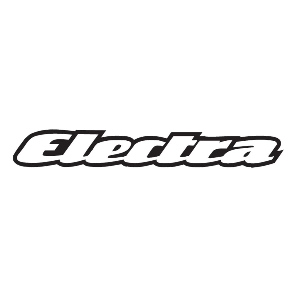 белая сумка для велосипеда  ELECTRA DOODLE SADDLE BAG