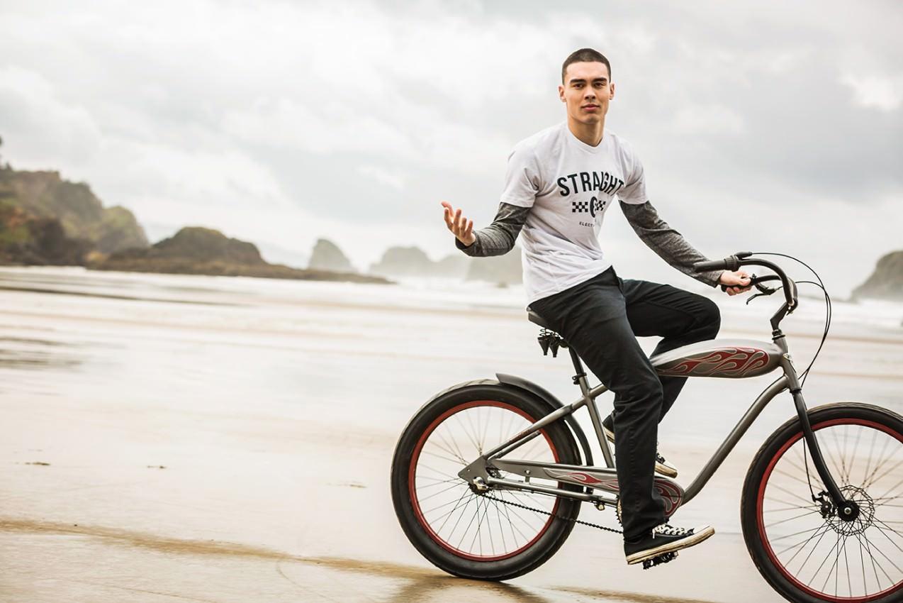 Фэтбайк для города - велосипед с широкими и большими колесами