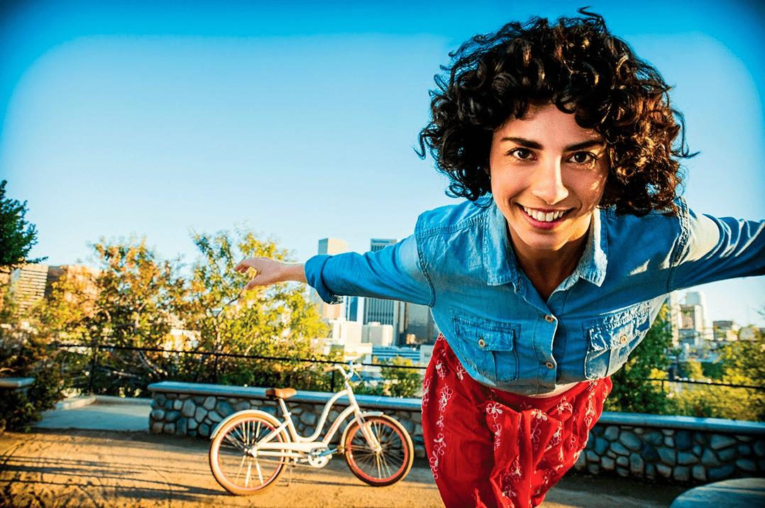 Велосипед Townie – самый продаваемый велосипед в USA