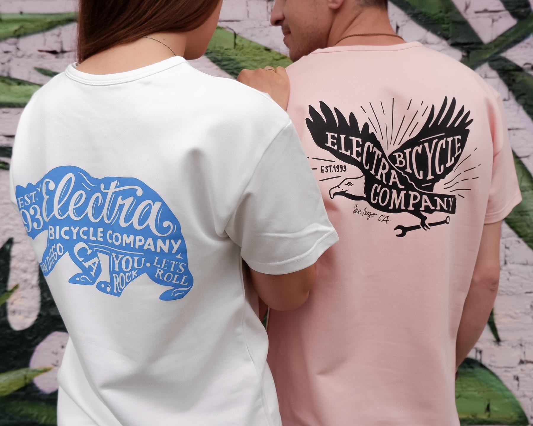 Коллекция одежды Electra x Chigrash