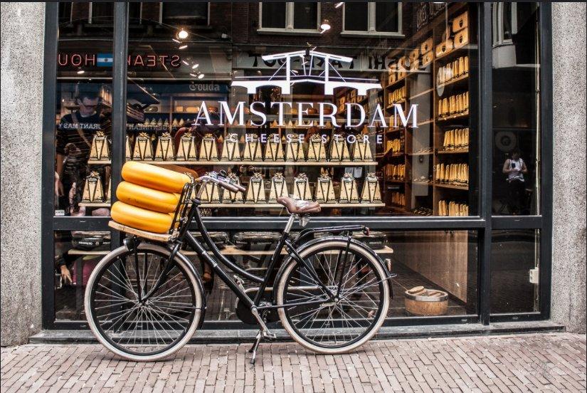 Голландский велосипед не из Голландии