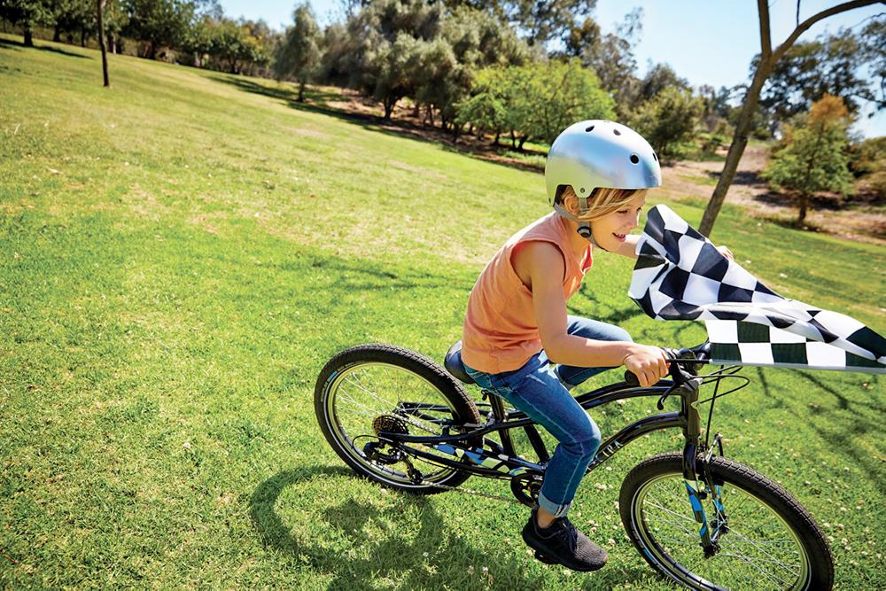 Новый детский велосипед – Sprocket