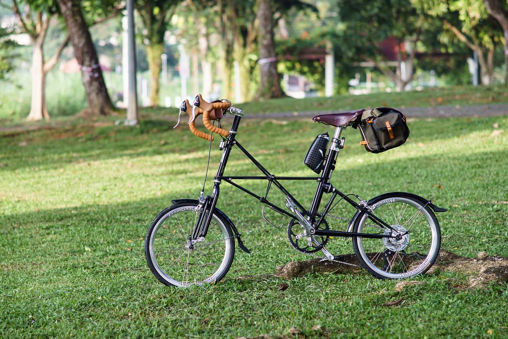 Легендарные велосипеды Moulton
