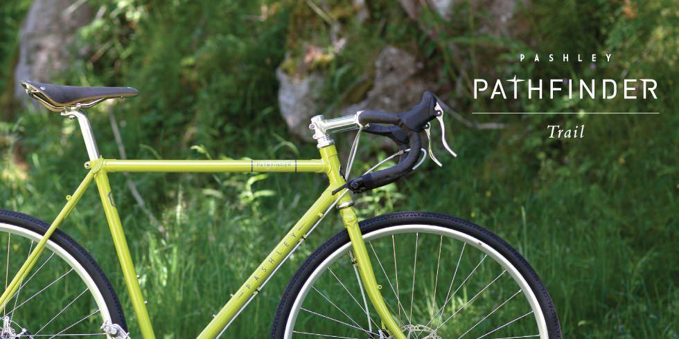 Новый Pashley Pathfinder