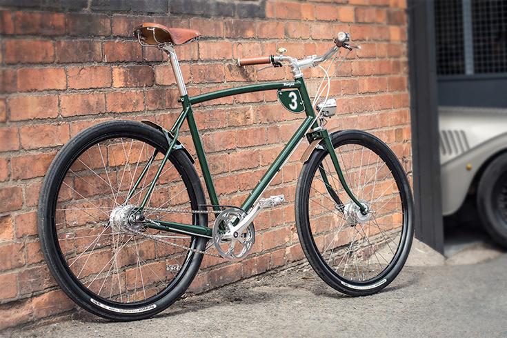 Благородный British Racing Green