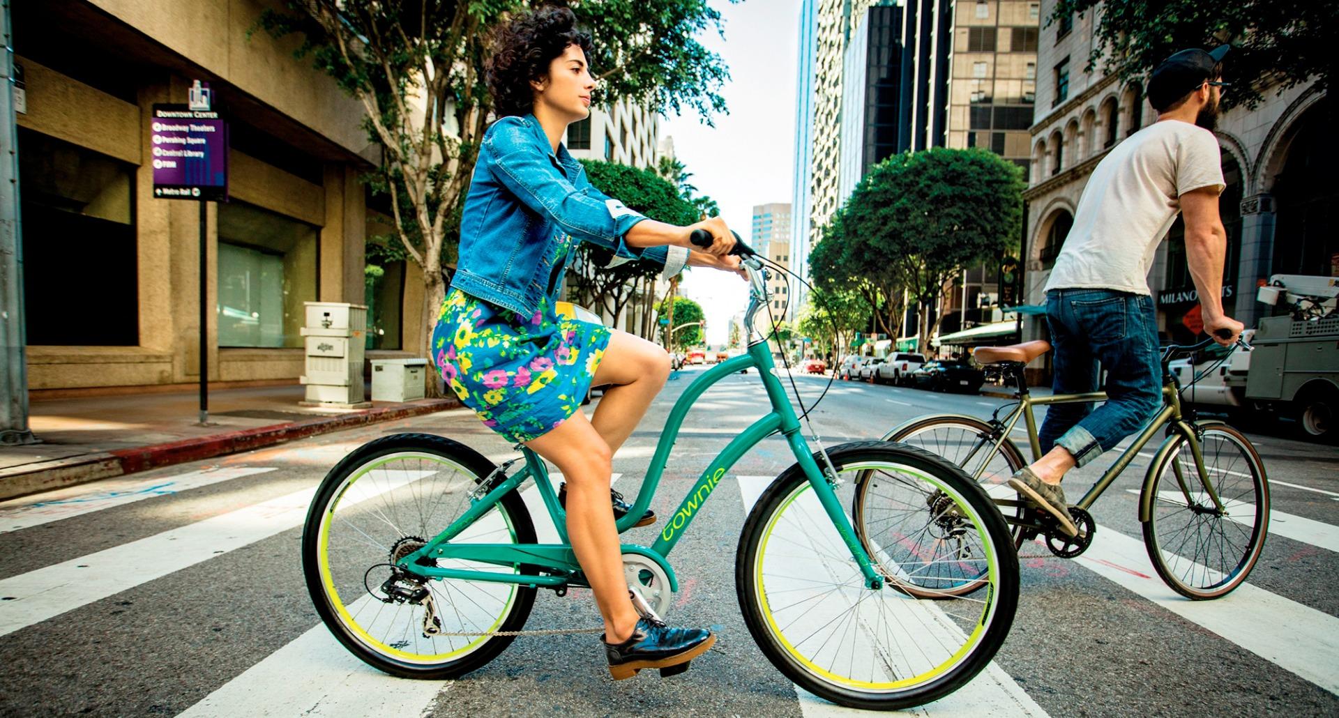 Городские велосипеды Electra
