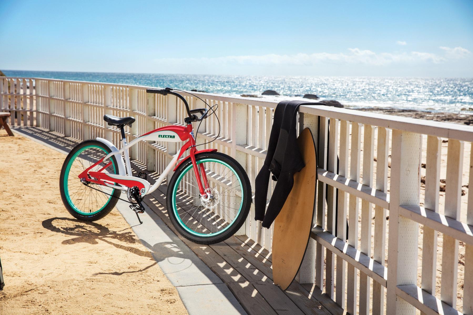Велосипед Cruiser EBC 93 серии Attitude