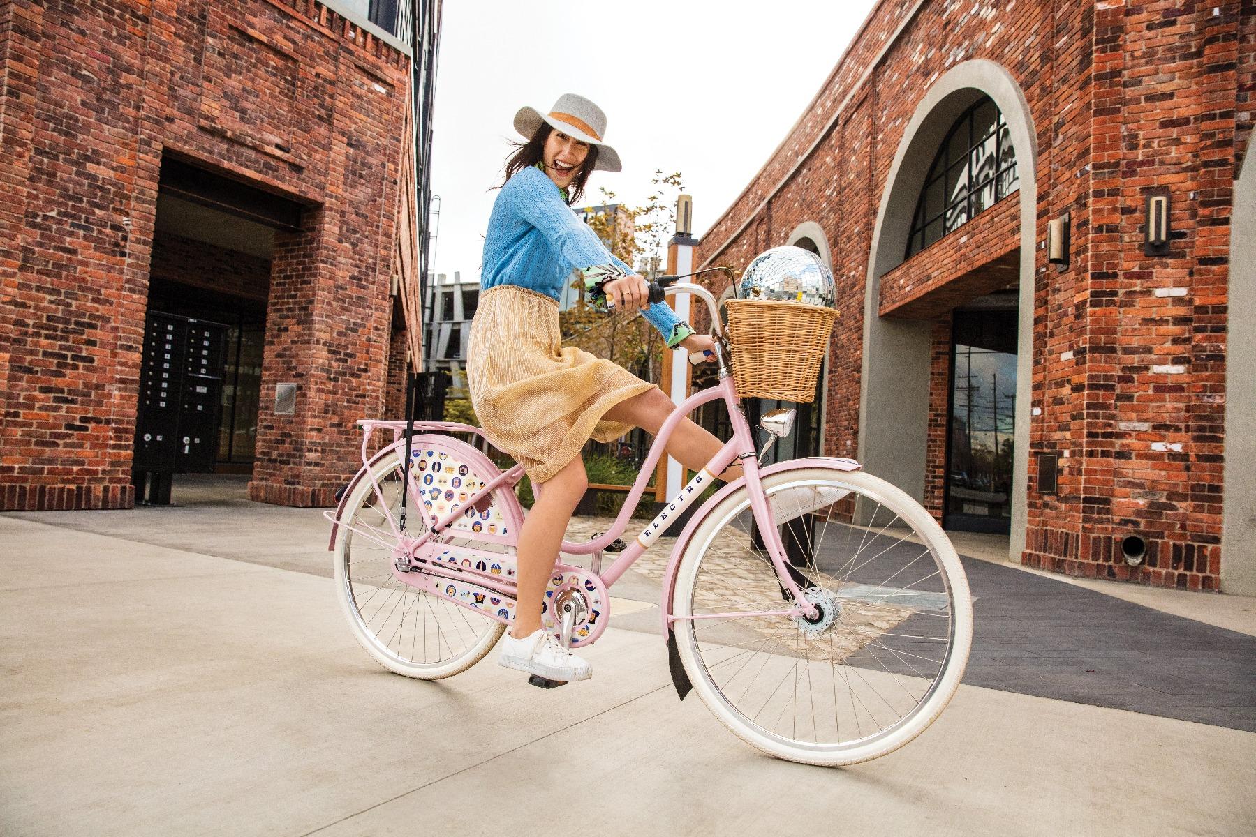 Велосипед Amsterdam Joanne