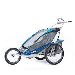 Велоколяски Thule для велосипедов Electra