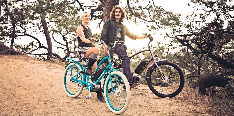Трансмиссия велосипедов для города